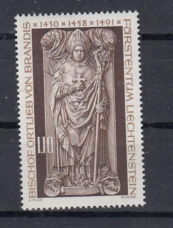 Liechtenstein Mi.-Nr.:  666  postfrisch