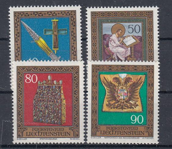 Liechtenstein Mi.-Nr.:  673/76  postfrisch