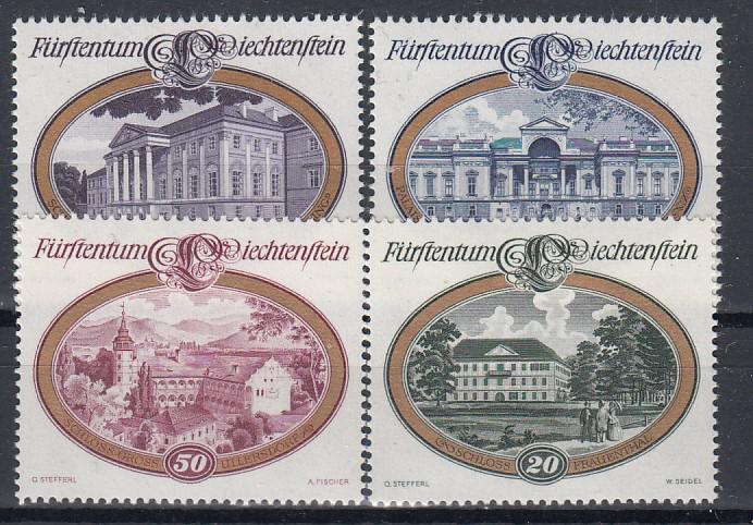 Liechtenstein Mi.-Nr.: 680/83 postfrisch
