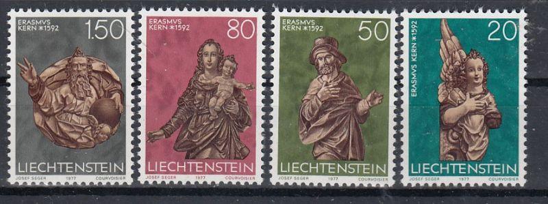 Liechtenstein Mi.-Nr.: 688/91  postfrisch