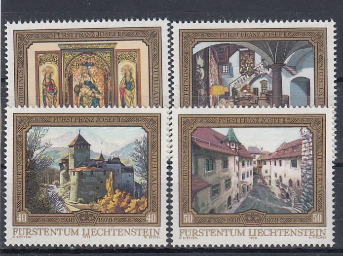 Liechtenstein Mi.-Nr.: 706/09  postfrisch
