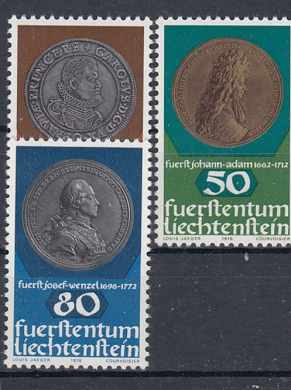 Liechtenstein Mi.-Nr.: 710/12  postfrisch