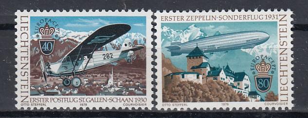 Liechtenstein Mi.-Nr.; 723/24  postfrisch