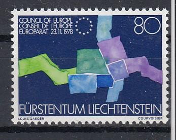 Liechtenstein Mi.-Nr.: 729  postfrisch