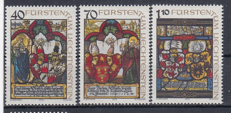 Liechtenstein Mi.-Nr.: 731/33  postfrisch