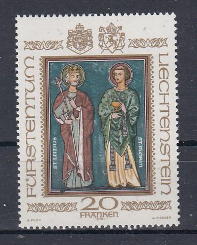 Liechtenstein Mi.-Nr.: 734  postfrisch