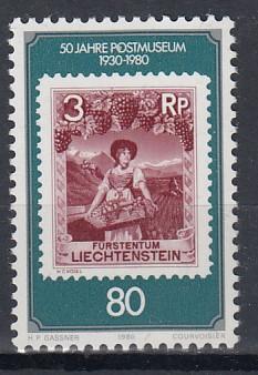 Liechtenstein Mi.-Nr.: 750  postfrisch