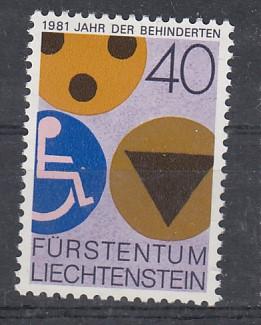 Liechtenstein Mi.-Nr.: 774  postfrisch