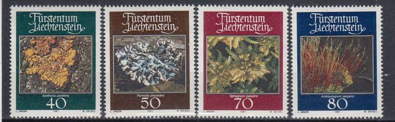 Liechtenstein Mi.-Nr.: 776/79  postfrisch