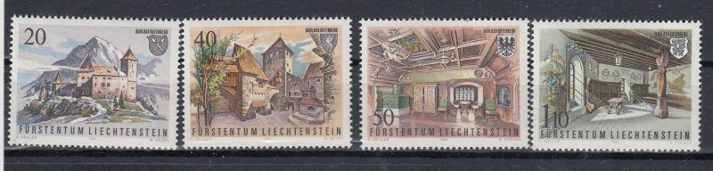 Liechtenstein Mi.-Nr.: 780/83  postfrisch