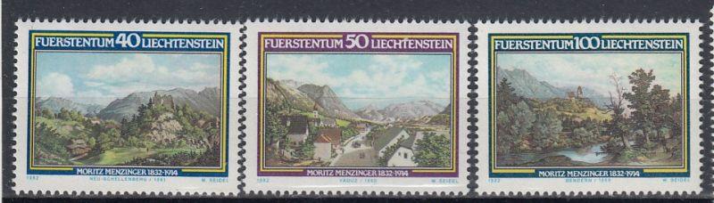 Liechtenstein Mi.-Nr.: 806/08 postfrisch