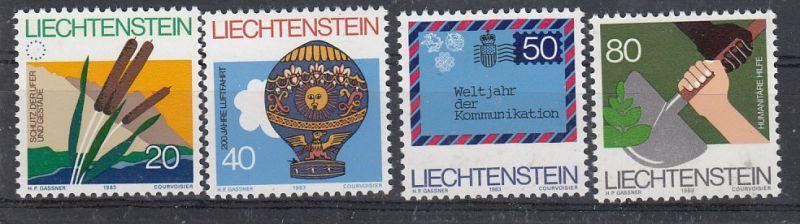 Liechtenstein Mi.-Nr.: 824/27 postfrisch