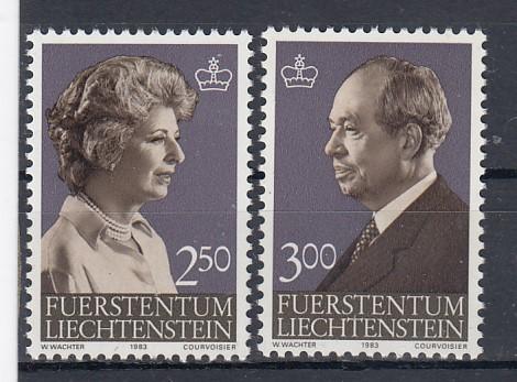 Liechtenstein Mi.-Nr.: 828/29 postfrisch