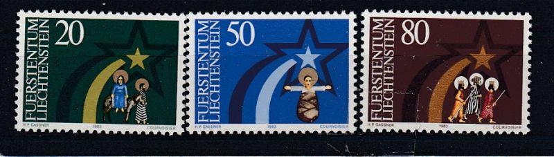 Liechtenstein Mi.-Nr.: 831/33 postfrisch