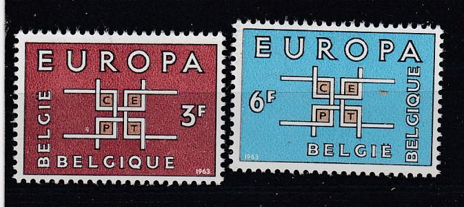 Belgien Mi.-Nr.: 1320/21 CEPT postfrisch
