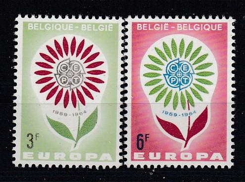 Belgien Mi.-Nr.: 1358/59 CEPT postfrisch