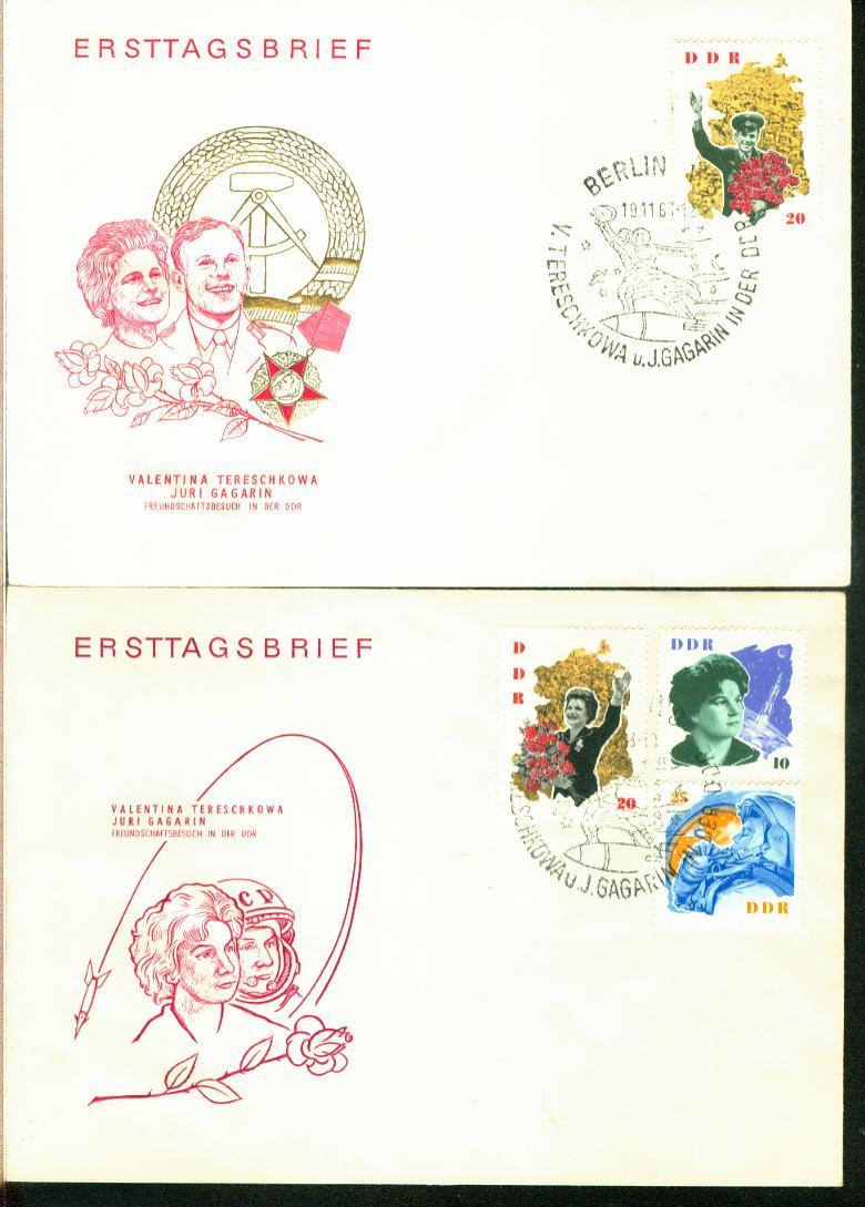 DDR Mi.-Nr.: 993/96  FDC 0