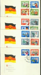 DDR Mi.-Nr.: 1059/73  FDC