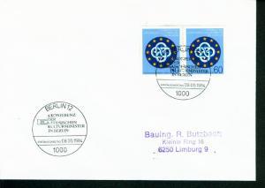 Berlin Mi.-Nr.: 721  FDC