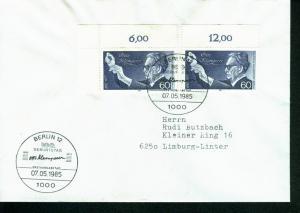 Berlin Mi.-Nr.: 739  FDC