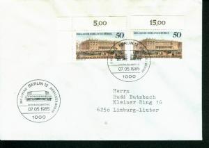 Berlin Mi.-Nr.: 740  FDC