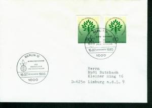 Berlin Mi.-Nr.: 742  FDC