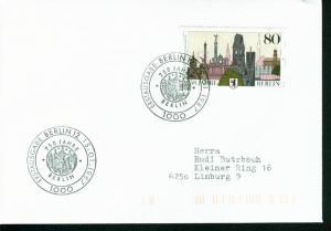 Berlin Mi.-Nr.: 776  FDC