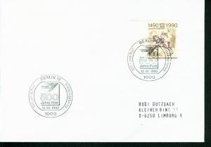 Berlin Mi.-Nr.: 860  FDC