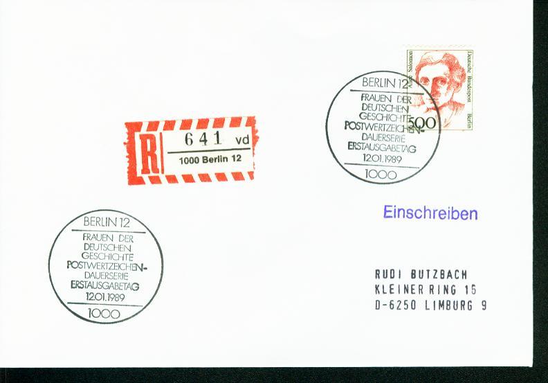 Berlin Mi.-Nr.: 830  FDC 0
