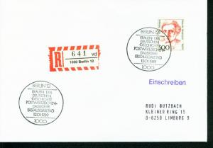 Berlin Mi.-Nr.: 830  FDC