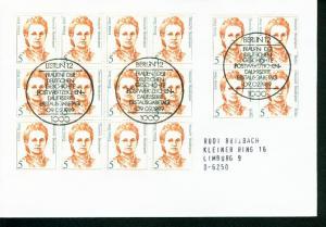 Berlin Mi.-Nr.: 833  FDC