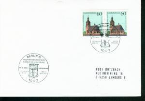 Berlin Mi.-Nr.: 855  FDC