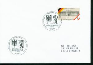 Berlin Mi.-Nr.: 867  FDC