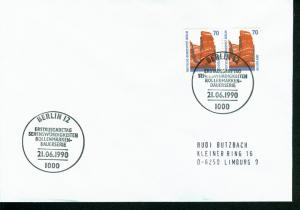 Berlin Mi.-Nr.: 874  FDC