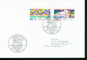 Berlin Mi.-Nr.: 777/78  FDC