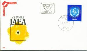 Österreich Mi.-Nr.: 1548  FDC