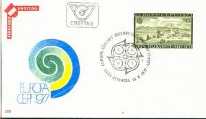 Österreich Mi.-Nr.: 1553  FDC
