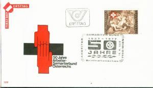 Österreich Mi.-Nr.: 1556  FDC