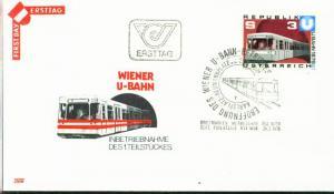 Österreich Mi.-Nr.: 1567  FDC