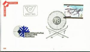 Österreich Mi.-Nr.: 1568  FDC