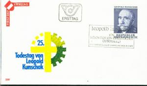 Österreich Mi.-Nr.: 1569  FDC