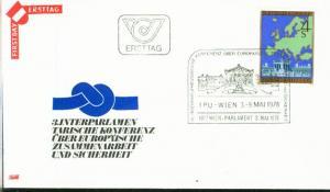 Österreich Mi.-Nr.: 1574  FDC