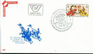 Österreich Mi.-Nr.: 1580  FDC