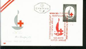 Österreich Mi.-Nr.: 1135  FDC