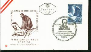 Österreich Mi.-Nr.: 1155  FDC