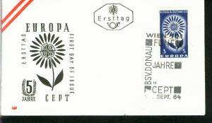 Österreich Mi.-Nr.: 1173  FDC