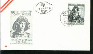 Österreich Mi.-Nr.: 1182  FDC