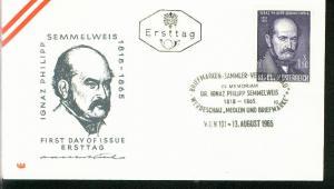 Österreich Mi.-Nr.: 1192  FDC