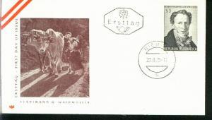 Österreich Mi.-Nr.: 1193  FDC