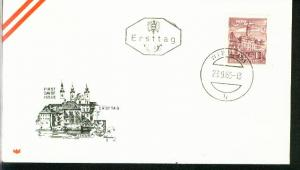 Österreich Mi.-Nr.: 1194  FDC